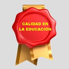 la calidad de la educacion