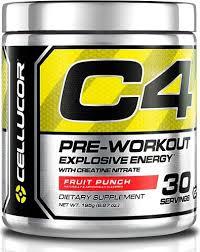 <b>Предтренировочный</b> комплекс Cellucor <b>C4</b> Pre-Workout