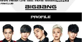 Image result for ビッグ バン 韓国歌手