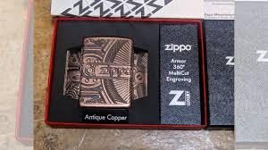 <b>Зажигалка Zippo Armor</b> Antique Brass (29523) купить в Омской ...