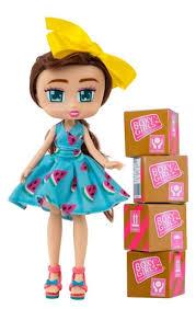 <b>Кукла</b> 1 TOY <b>Boxy Girls Brooklyn</b>, 20 см, Т15108 — купить по ...