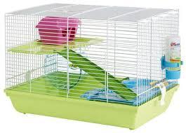 <b>Клетка Savic</b> Martha Triple для <b>грызунов</b>, 46.5х29.5х34 см - купить ...