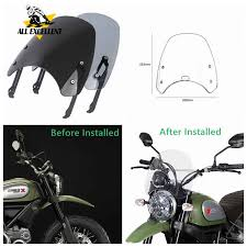 For 2015 2018 Ducati Scrambler (except Cafe Racer and 1100 ...