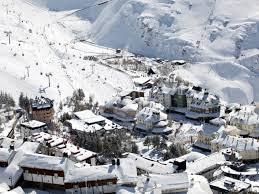 Resultado de imagen de Sallent de Gállego (Huesca) nevado