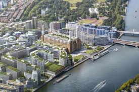 riverside the battersea development apple is to create a spectacular new london headquarters apple head office london