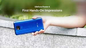 <b>Ulefone Power 6</b> First Hands-On Impressions - YouTube