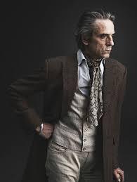Foulard - Jeremy Irons | Портреты мужчин, Мужской портрет ...