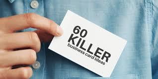 60 modern business cards to make a killer first impression ...