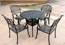 beijing wrought iron balcony outdoor furniture chairs aluminum tables and chairs leisure furniture combination of old balcony outdoor furniture