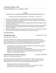 sample resumes for lawyers  seangarrette cosample