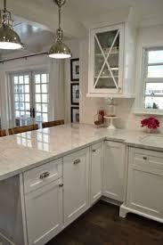 Small Picture 30 Spectacular White Kitchens With Dark Wood Floors Gray painted