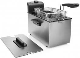 <b>TRISTAR Deep Fryer</b> FR-6946 silver, <b>2000</b> W, 3 L - 01.ee