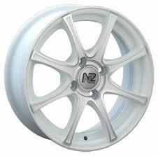 Колесный <b>диск NZ</b> Wheels <b>SH607 5.5</b>x14/4x100 D73.1 ET45 WF ...