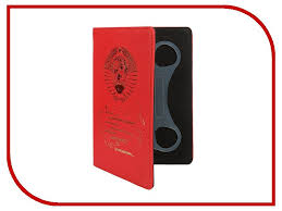 <b>Аксессуар Чехол 7.0-inch</b> Vivacase Soviet универсальный Red ...