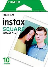 Fujifilm Instax Square Instant Film: Camera & Photo - Amazon.com