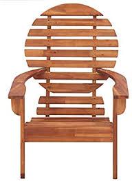 Festnight <b>Adirondack Chair Solid</b> Acacia Wood: Amazon.co.uk ...