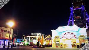 niko flores on twitter ferris wheel check haunted house check bumper cars check rollercoasters check check haunted house