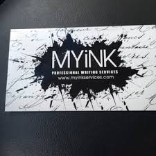 MYiNK Professional Writing Services   Printing Services              Yelp