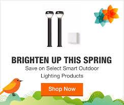 <b>Solar</b> - Security Lights - <b>Outdoor</b> Lighting - The Home Depot