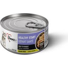 <b>Консервы 1</b>-<b>ST CHOICE</b> Kitten Healthy Start Grain Free Shredded ...