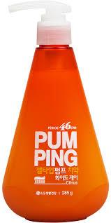 <b>Perioe</b> Pumping <b>Зубная паста отбеливающая</b> Whitening, 285 г ...