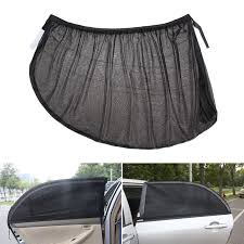 2Pcs <b>Car Sun Shade</b> UV Protection <b>Car</b> Curtain <b>Car</b> Rear Side ...