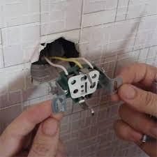 Как просто и безопасно заменить розетку / Ремонт квартиры ...