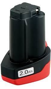 <b>Аккумулятор Metabo</b> 10.8В,2.0 Ач, <b>Li</b>-<b>Ion</b> (Powermax BS)
