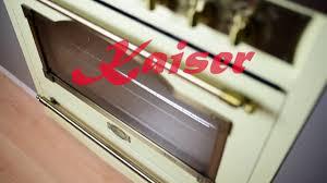 <b>Комбинированная плита Kaiser HGE</b> 93555 RotEm Turbo