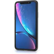 BEHELLO Premium iPhone Xr <b>Liquid Silicone Case</b> Black - Mobile ...