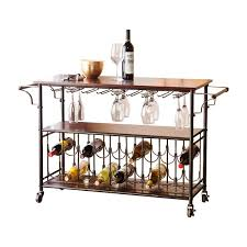<b>Wooden Wine Racks</b> & Cabinets You'll Love in 2020 | Wayfair