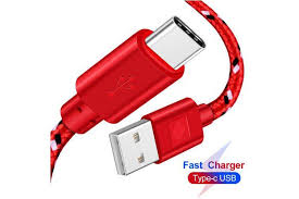 OLAF Type C Nylon Data Cable Fast Charging USB ... - Dick Smith