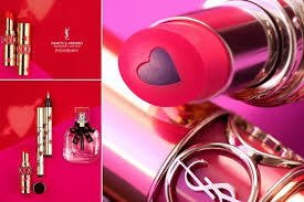 От всего <b>сердца</b>! <b>YSL</b> Hearts & Arrows Valentine's Day 2019 ...