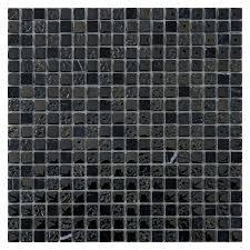 Мозаика Orro Mosaic Glasstone Blackmar стекло+камень 30х30 см