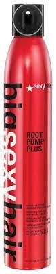 Sexy Hair <b>мусс</b>-<b>спрей</b> Root Pump Plus влагостойкий для <b>объема</b> ...