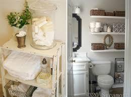 cozy vintage bathroom