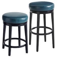 stratmoor teal swivel bar counter stool bar stools counter pier 1