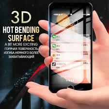 <b>3pcs</b>/<b>Lot 3D Full Cover</b> Edge Tempered Glass For iPhone 11 Pro XS ...