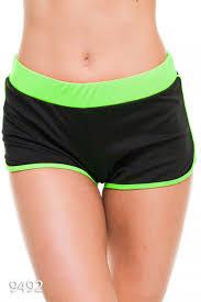 <b>Спортивные женские шорты</b>: купить <b>спортивные шорты</b> в России ...