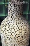 Поделки по дереву вазы