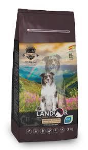 <b>Landor</b> 15 кг DOG <b>SENIOR</b> & ADULT - Полнорационный <b>сухой</b> ...