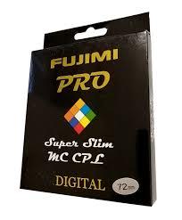 <b>Светофильтр Fujimi PRO Super</b> slim MC CPL 72mm — купить в ...