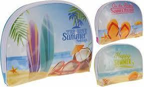 Summer Toilet <b>Bag</b> Large Make Up <b>Bag</b> Holiday Beach <b>Sun Cream</b> ...