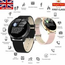 Women Men HD <b>Smart Watch Fitness Bracelet</b> IP67 For iPhone ...