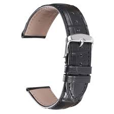 iStrap <b>Leather Watch Band Strap</b> 12/14/16/18/19/20/21/22/24mm ...
