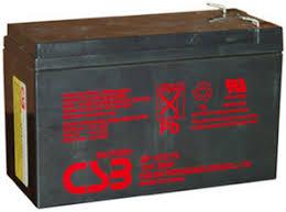 Аккумуляторная <b>батарея CSB GP 1272</b> (<b>28W</b>) (12V 7.2Ah)