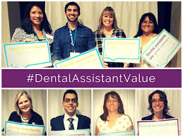 about dental assistant life dental assistants celebrate in denver