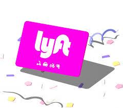 Shop Gift Cards – Lyft