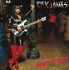 <b>Rick James</b> - <b>Street</b> Songs [Vinyl] - Amazon.com Music