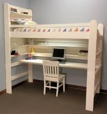 bunk bed desk combo plans downloadable pdf more bunk bed desk